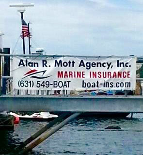 Alan R. Mott Agency Inc. | Marine Insurance